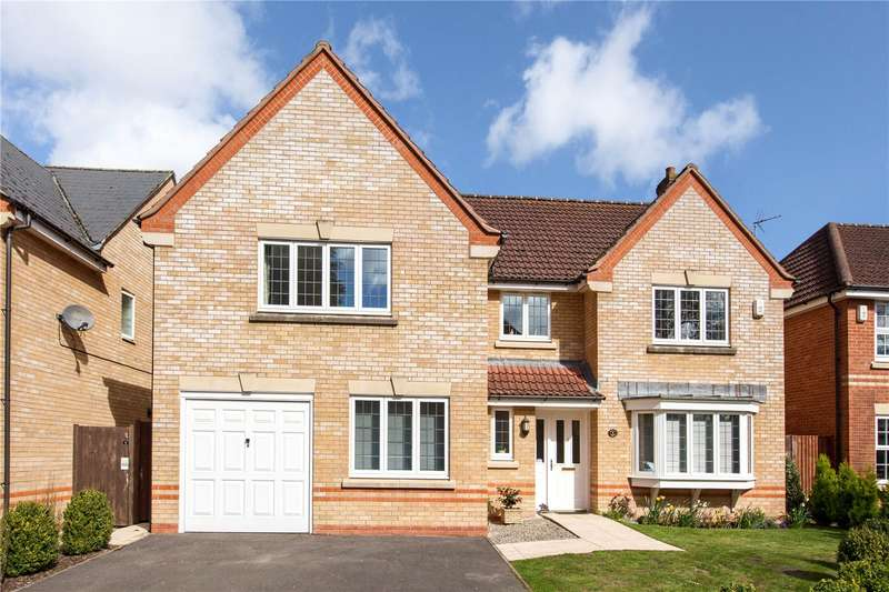 5 Bedrooms Detached House for sale in Ormonde Gardens, Newbury, Berkshire, RG14