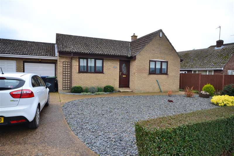 3 Bedrooms Bungalow for sale in Fordham Road, Soham