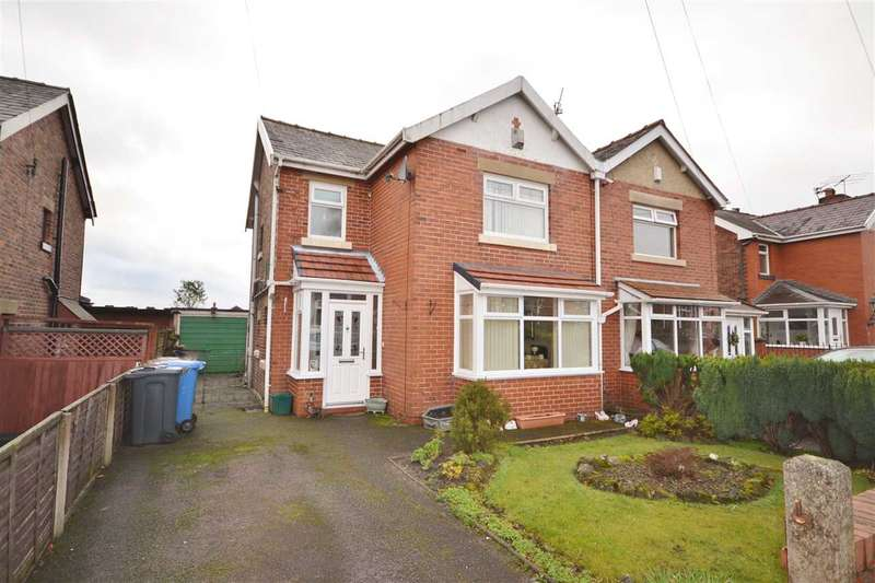 3 Bedrooms Semi Detached House for sale in Rivington Avenue, Adlington, Chorley