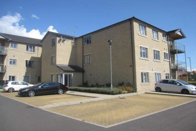 2 Bedrooms Flat for rent in Rotherham Road, Dinnington, Sheffield, S25