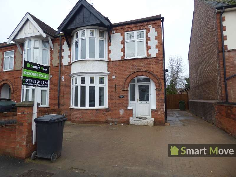 5 Bedrooms Block Of Apartments Flat for sale in Cobden Avenue, Peterborough, Cambridgeshire. PE1 2NU