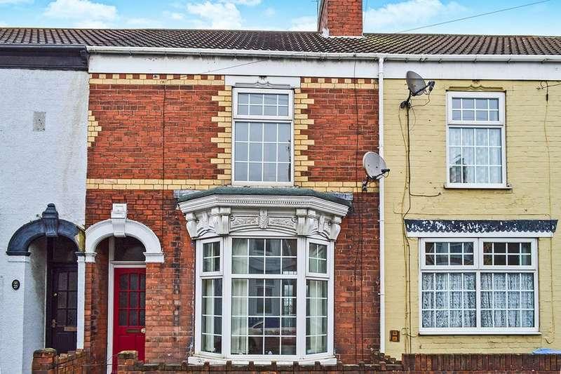 2 Bedrooms Terraced House for sale in Ceylon Street, Hull, HU9