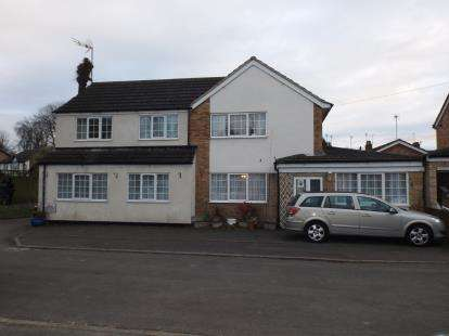 5 Bedrooms Detached House for sale in Nithsdale Crescent, Market Harborough, Leicestershire, .
