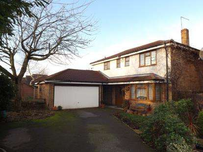 4 Bedrooms Detached House for sale in Newton Drive, West Bridgford, Nottingham, Nottinghamshire