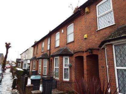 3 Bedrooms Terraced House for sale in Stockingstone Road, Luton, Bedfordshire