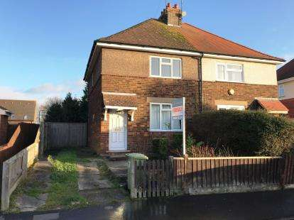 3 Bedrooms Semi Detached House for sale in Althorpe Crescent, Bradville, Milton Keynes, Buckinghamshire