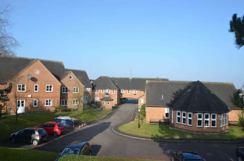 1 Bedroom Apartment Flat for sale in Aspley Court, Woburn Sands