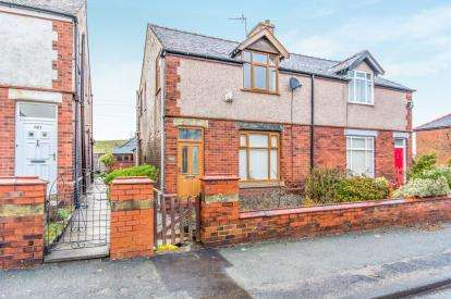 3 Bedrooms Semi Detached House for sale in Rochdale Old Road, Bury, Greater Manchester, BL9