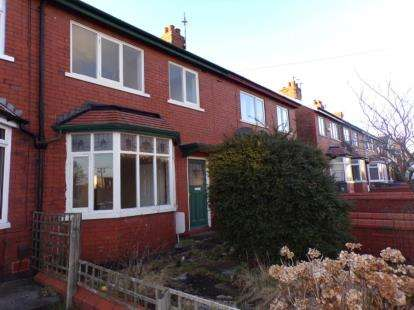 3 Bedrooms House for sale in Sherwood Avenue, Blackpool, Lancashire, FY3