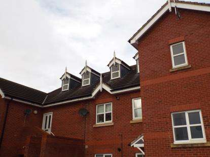 2 Bedrooms Flat for sale in High Street, Saltney, Chester, Flintshire, CH4