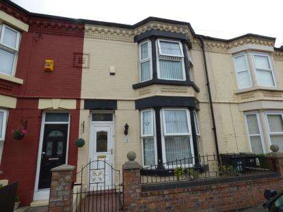 3 Bedrooms Terraced House for sale in Markfield Road, Bootle, Liverpool, Merseyside, L20