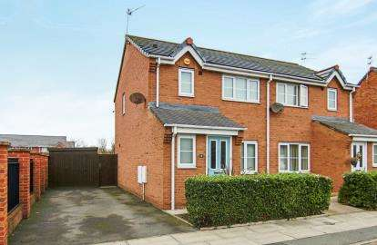 3 Bedrooms Semi Detached House for sale in Ash Road, Litherland, Liverpool, Merseyside, L21