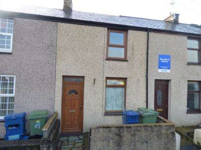 2 Bedrooms Terraced House for sale in St. Tudwals Terrace, Pwllheli, Gwynedd, LL53