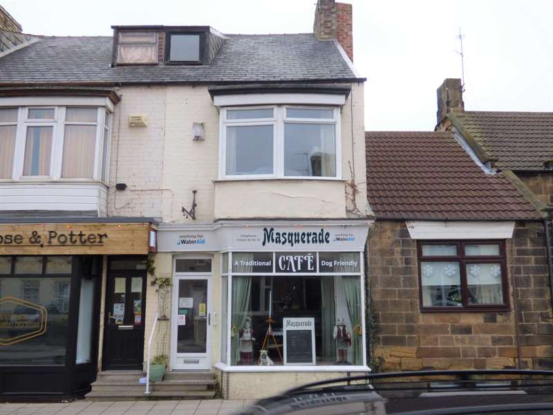 1 Bedroom Commercial Property for sale in High Street, Marske By The Sea