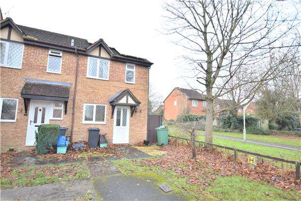 2 Bedrooms End Of Terrace House for sale in Calderdale, Abbeymead, GLOUCESTER, GL4 5SZ