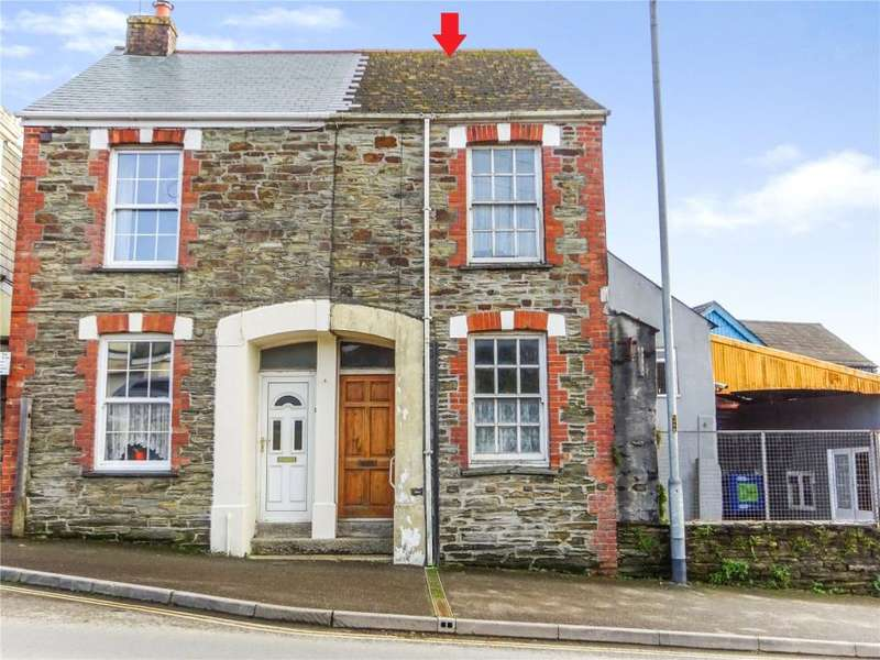 3 Bedrooms Semi Detached House for sale in Greenbank Road, Liskeard