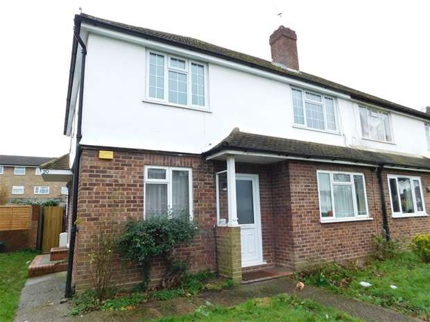 2 Bedrooms Flat for sale in Verona Drive, Surbiton