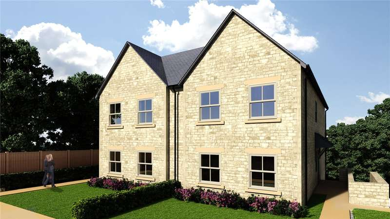 4 Bedrooms Semi Detached House for sale in Amberley Ridge, Rodborough Common, Stroud, Gloucestershire, GL5