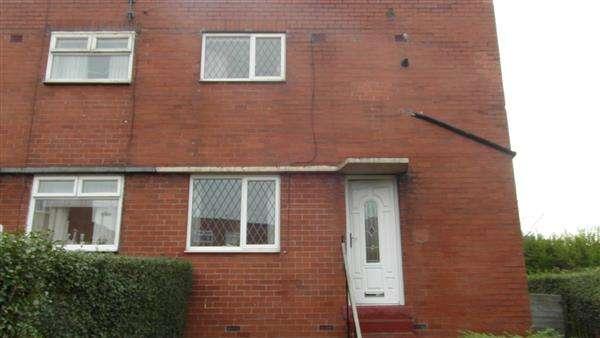 3 Bedrooms Terraced House for sale in Chapel Avenue, Heckmondwike