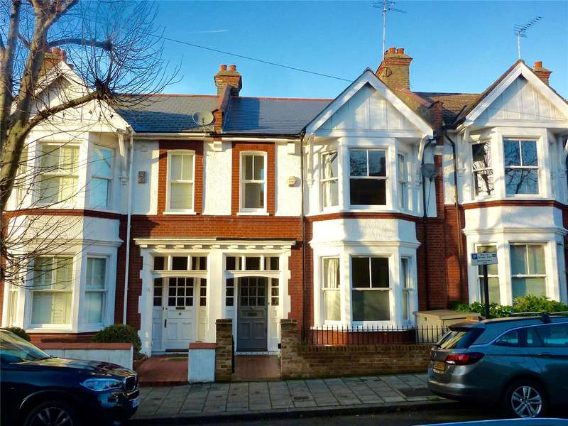 4 Bedrooms Terraced House for sale in Ferndene Road, London, SE24