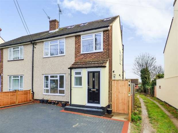 5 Bedrooms Semi Detached House for sale in Home Hill, Swanley, Kent