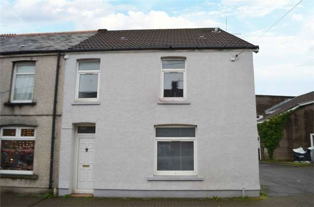 3 Bedrooms End Of Terrace House for sale in Wigan Terrace, Bryncethin, Bridgend, Mid Glamorgan
