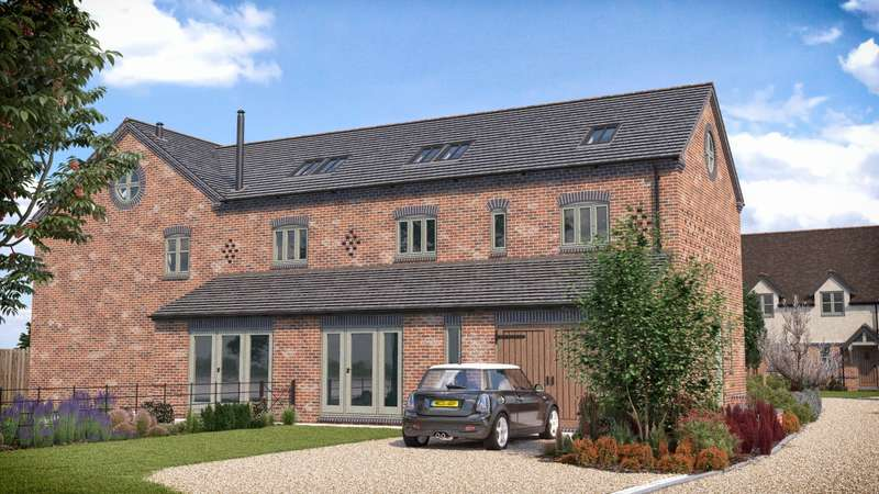 5 Bedrooms House for sale in 5 bedroom House New Build in Malpas
