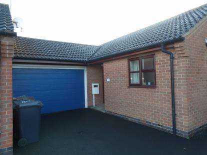 2 Bedrooms Retirement Property for sale in Primrose Way, Queniborough, Leicestershire
