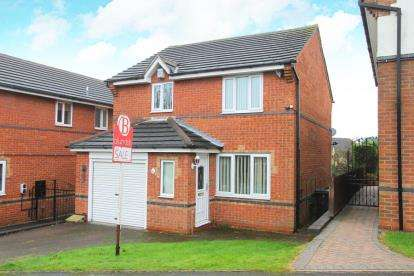 3 Bedrooms Detached House for sale in Deepwell Bank, Halfway, Sheffield, South Yorkshire