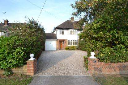 3 Bedrooms Semi Detached House for sale in Great Baddow, Chelmsford, Essex