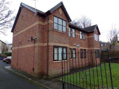 2 Bedrooms Flat for sale in Haldane Court, Walton, Liverpool, Merseyside, L4