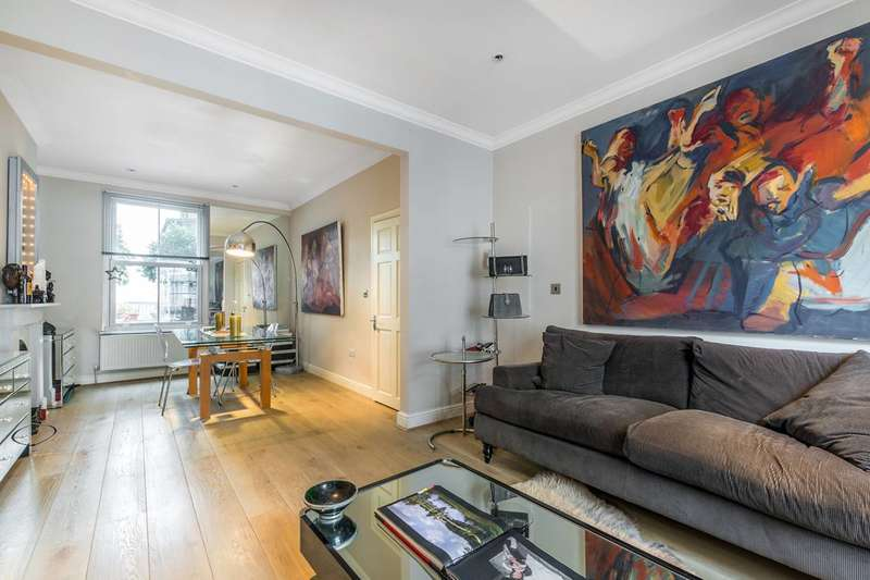 2 Bedrooms House for sale in St Johns Terrace, North Kensington, W10