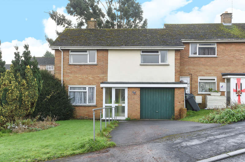 3 Bedrooms End Of Terrace House for sale in Dursley