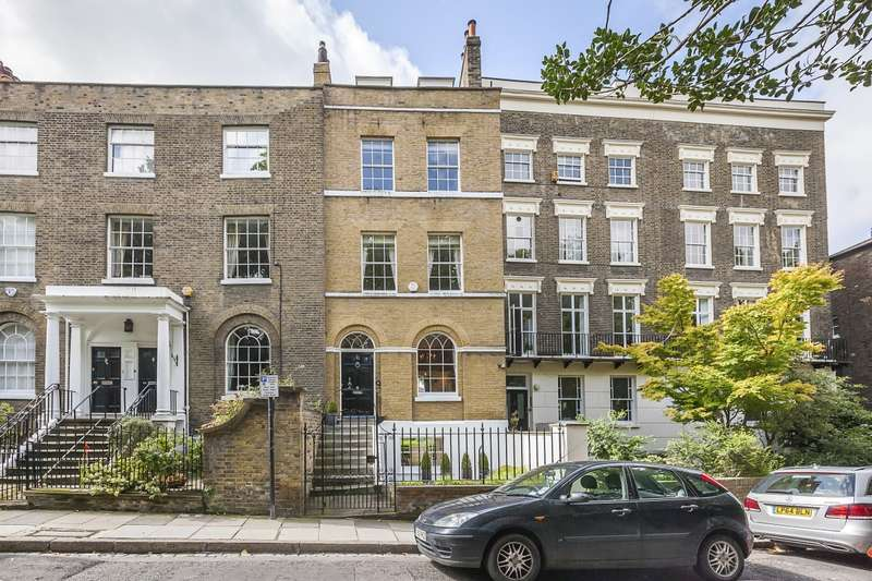 5 Bedrooms Town House for rent in Crooms Hill, SE10