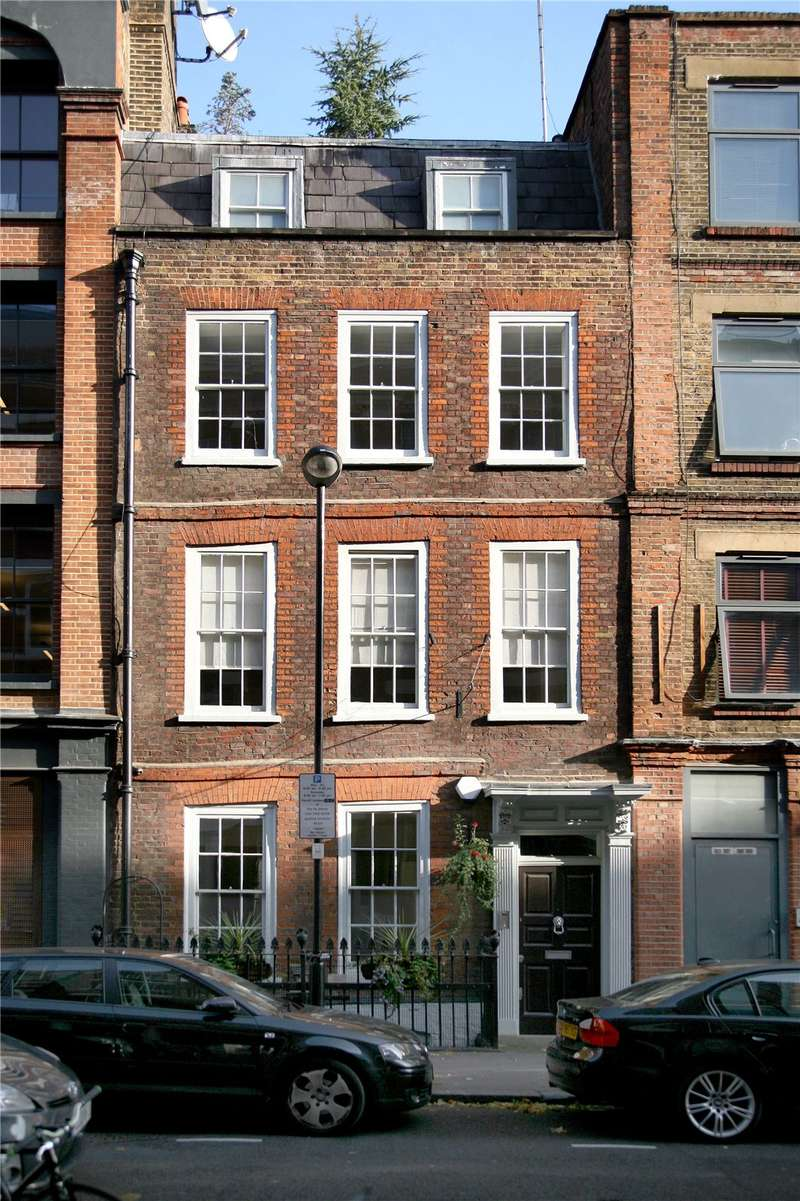 6 Bedrooms Terraced House for sale in Britton Street, Clerkenwell, London, EC1M