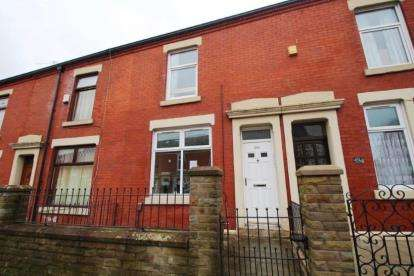 3 Bedrooms Terraced House for sale in Audley Range, Blackburn, Lancashire, ., BB1