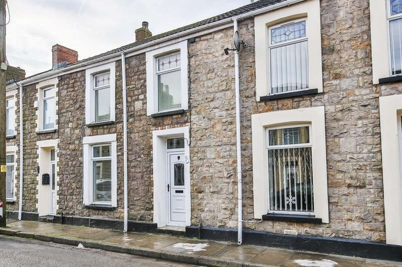 3 Bedrooms Terraced House for sale in Alexandra Place, Tredegar, Blaenau Gwent, NP22