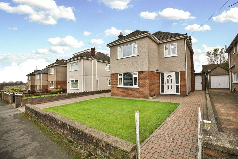 4 Bedrooms Detached House for sale in Heol Lewis, Rhiwbina, Cardiff