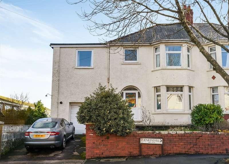 5 Bedrooms Semi Detached House for sale in Jenkinsvill, Penarth
