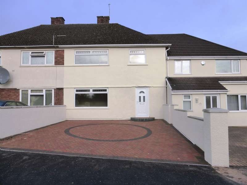 3 Bedrooms Terraced House for sale in Barmouth Road, Rumney, Cardiff