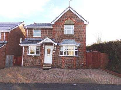 4 Bedrooms Detached House for sale in Cemetery Road, Ryde, Isle of Wight
