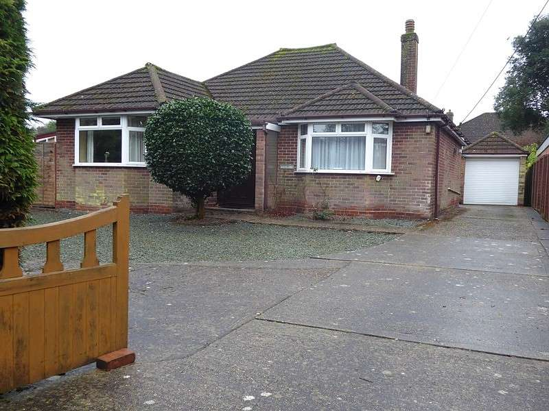 2 Bedrooms Detached Bungalow for sale in West End, Southampton, SO30