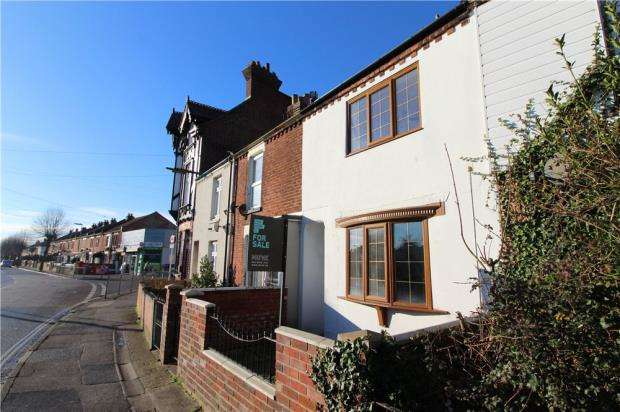 2 Bedrooms House for sale in Gosport, Hampshire, PO12