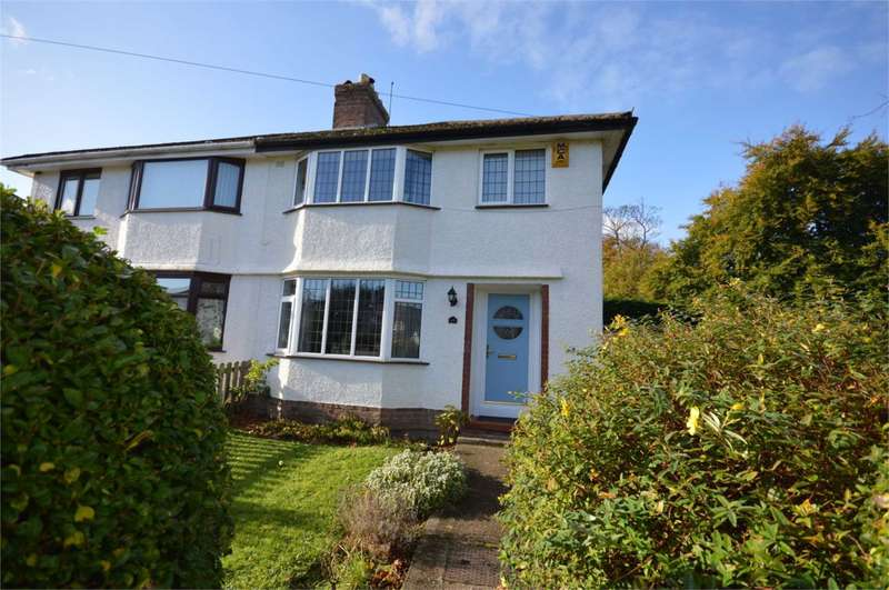 3 Bedrooms Semi Detached House for sale in St Andrews Road, Bebington