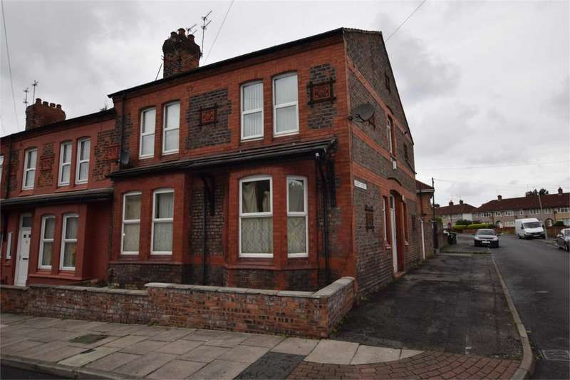 2 Bedrooms Apartment Flat for sale in Sherlock Lane, Wallasey