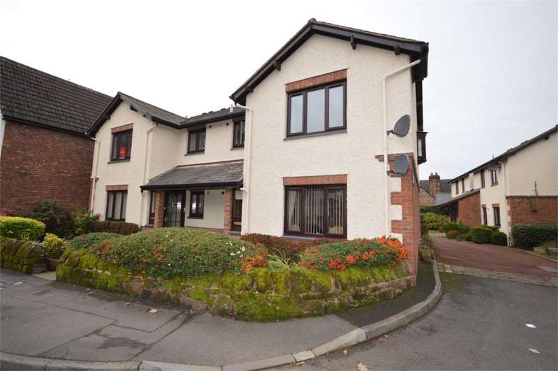 2 Bedrooms Apartment Flat for sale in Willaston Green Mews, Willaston