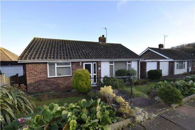 2 Bedrooms Detached Bungalow for sale in Abbey Road, EASTBOURNE, East Sussex, BN20 8TE