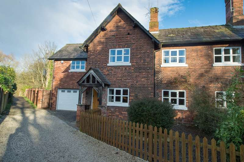 4 Bedrooms Semi Detached House for sale in Lumber Lane, Worsley, Manchester, M28