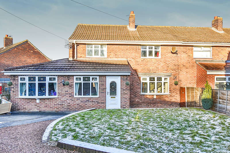 4 Bedrooms Semi Detached House for sale in Magdalene Avenue, Durham, DH1