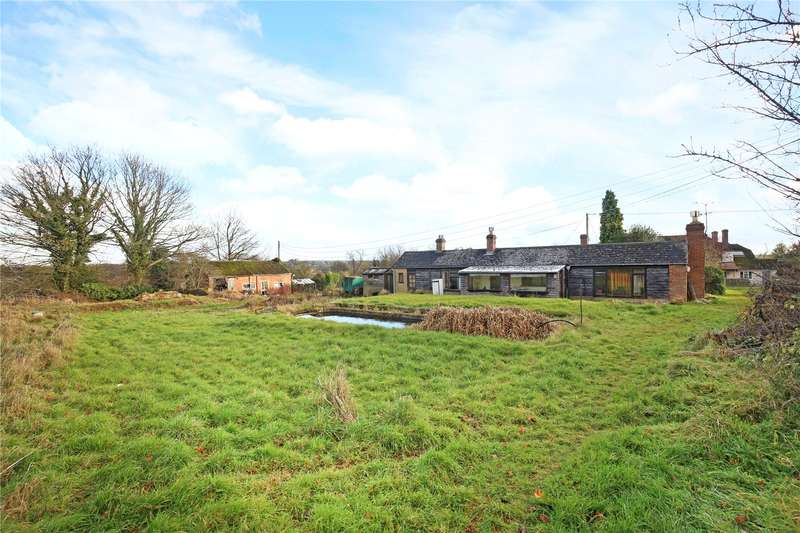 Detached House for sale in Hawthornden, Far Oakridge, Stroud, Gloucestershire, GL6